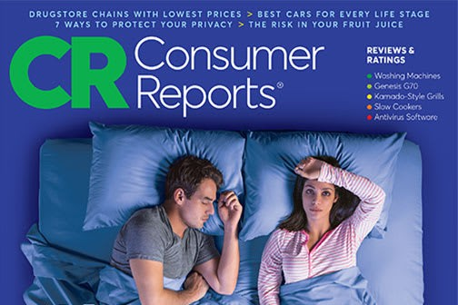 Consumer Reports March 2019 Cover - FDS Clients