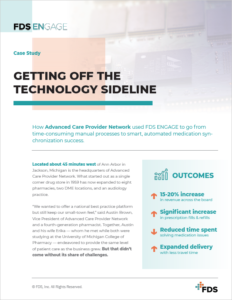 FDS Engage Case Study - Advanced Care Provider Network - Cover
