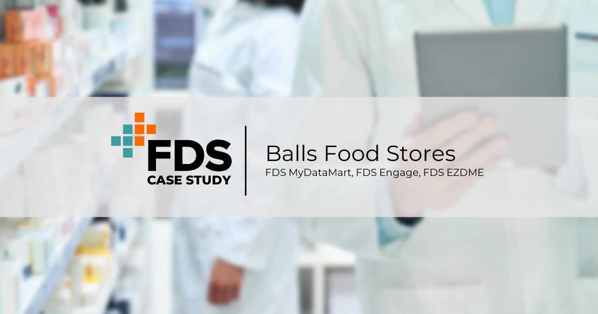 balls food stores - case study