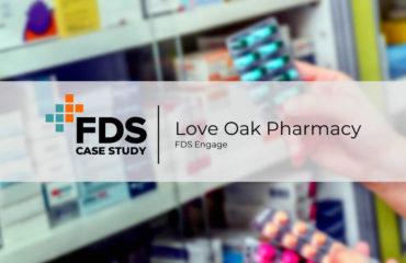 love oak pharmacy - case study - fds engage