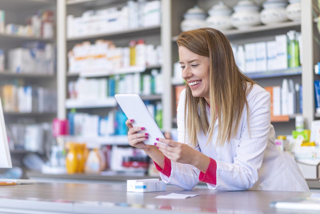 retail pharmacy sofware
