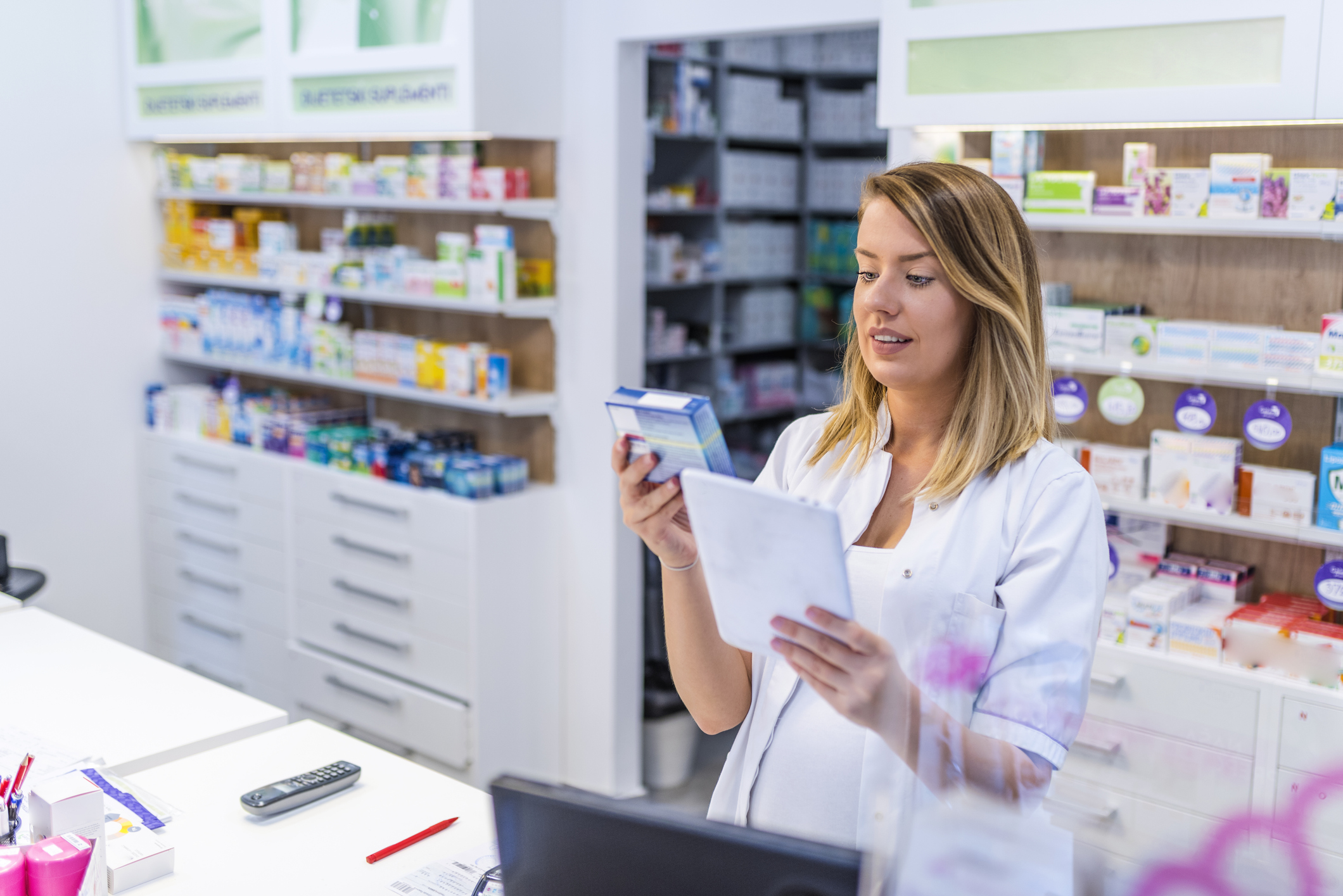 how to improve your pharmacy business
