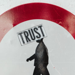 pharmacist-patient relationship - trust sign