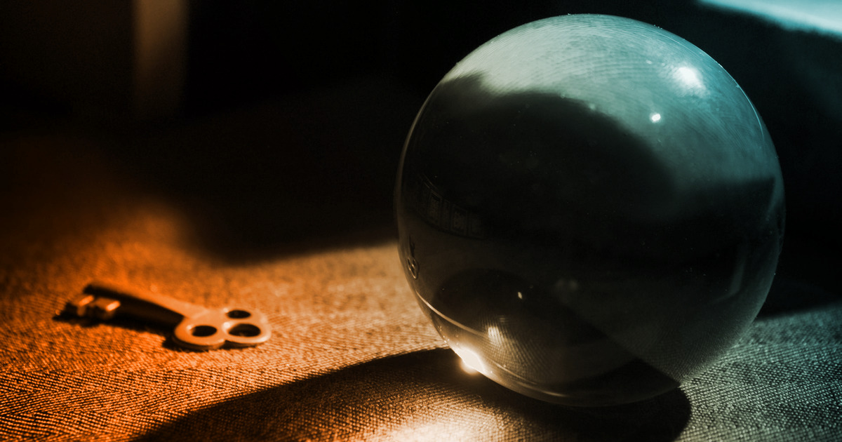 crystal ball - key - 2021 predictions pharmacy industry