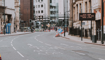 empty street - community-centered care