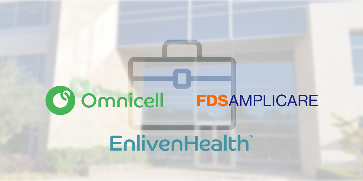 omnicell completes acquisition of fds amplicare - enlivenhealth