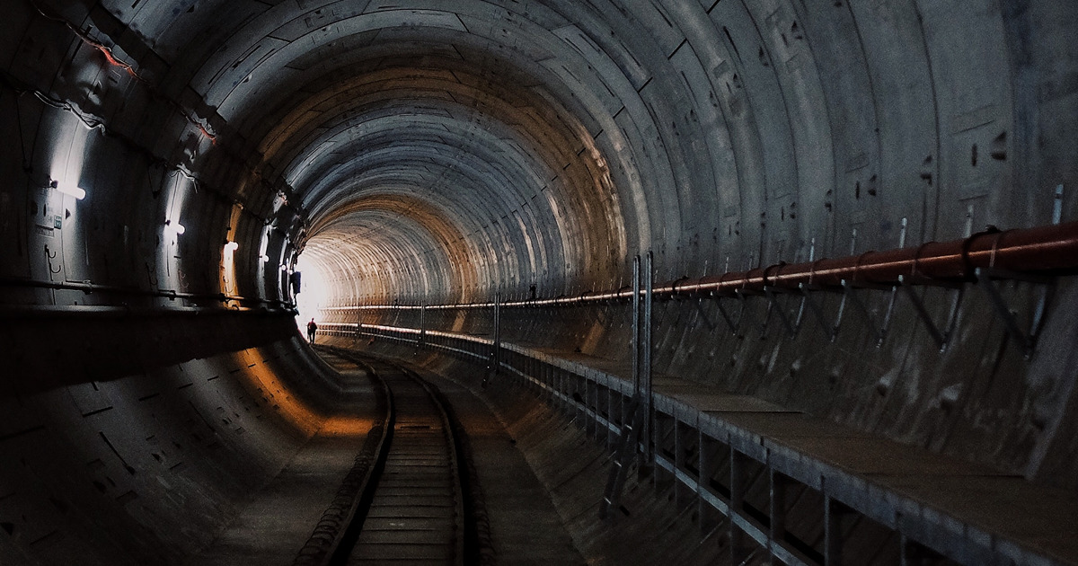 tunnel - planning the endgame - covid-19 vaccine