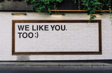 we like you too sign - patient care services